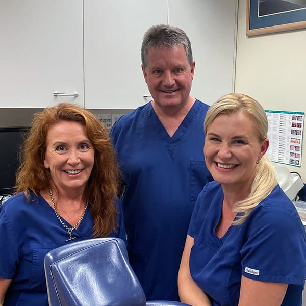 The dentistry first team